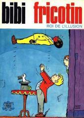 Bibi Fricotin (2e Série - SPE) (Après-Guerre) -121- Bibi Fricotin roi de l'illusion