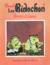 Les bidochon -1- Roman d'amour