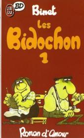 Les bidochon -1Poch- Roman d'amour