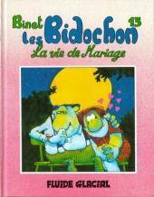 Les bidochon -13- La vie de mariage