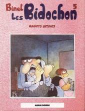 Les bidochon (France Loisirs - Album Double) -3- Ragots intimes / En voyage organisé