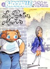 Bidouille et Violette -1- Les premiers mots