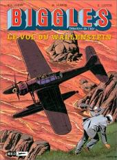 Biggles -5b- Le vol du Wallenstein