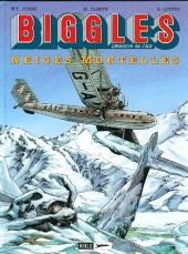 Biggles -13- Neiges mortelles
