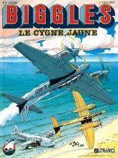 Biggles -1- Le cygne jaune