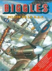 Biggles -INT- Pilote de la R.A.F.