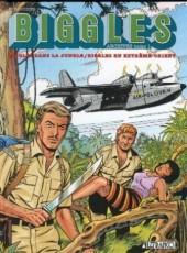 Biggles (Archives) -1- Biggles dans la jungle / Biggles en Extrême-Orient