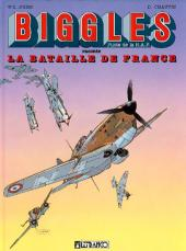 Biggles raconte