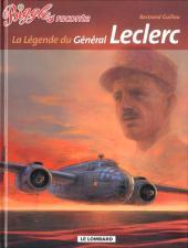 Biggles raconte -7- La légende du Général Leclerc