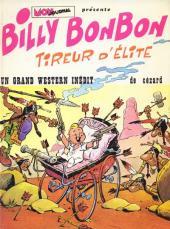 Billy Bonbon -2- Billy Bonbon tireur d'élite