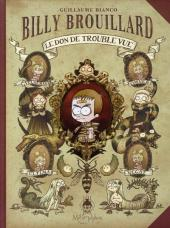 Billy Brouillard -1- Le don de trouble vue