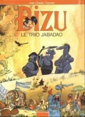 Bizu -42- Le trio Jabadao