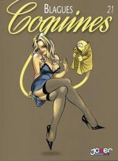 Blagues coquines -21- Tome 21