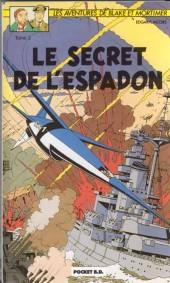 Blake et Mortimer (Les Aventures de) -3Poch- Le Secret de l'Espadon - Tome 3