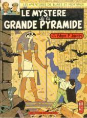 Blake et Mortimer (Les aventures de) (Historique) -Int2- Le Mystère de la Grande Pyramide