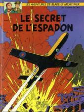 Blake et Mortimer -1b90- Le Secret de l'Espadon - Tome 1