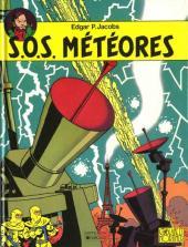 Blake et Mortimer (Les Aventures de) -8- S.O.S. météores