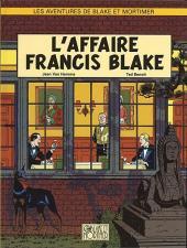 Blake et Mortimer (Les Aventures de) -13a1996- L'affaire Francis Blake