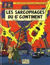 Blake et Mortimer -16- Les Sarcophages du 6e continent - Tome 1