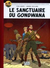Blake et Mortimer (Les Aventures de) -18ES- Le sanctuaire du Gondwana