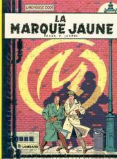 Blake et Mortimer (Historique) -5d82- La Marque Jaune