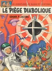 Blake et Mortimer (Historique) -8a1967- Le Piège diabolique