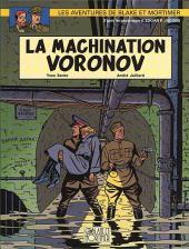 Blake et Mortimer (Les Aventures de) -14a00- La machination Voronov