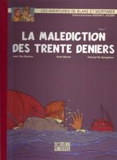 Blake et Mortimer (Publicitaire) -19BNP- La Malédiction des trente deniers - Tome 1
