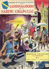Blason d'Argent -2- Les compagnons de la Sainte Chapelle
