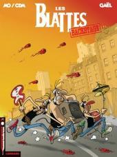 Les blattes -2- Backstage