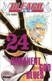 Bleach -24- Immanent God Blues