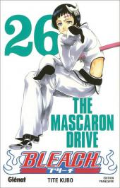 Bleach -26- The Mascaron Drive