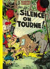 Blondin et Cirage -8'- Silence on tourne!