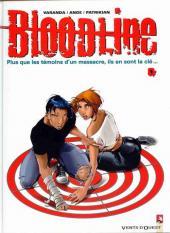 Bloodline -1- Lune rouge