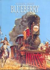 Blueberry -7d97- Le cheval de fer