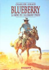Blueberry -11f2002- La mine de l'Allemand perdu