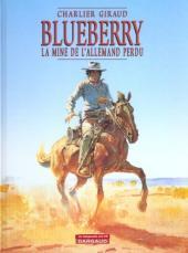Blueberry -11Ind- La Mine de l'Allemand perdu