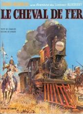 Blueberry -7'- Le cheval de fer