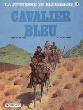 Blueberry (La Jeunesse de) -3b1989- Cavalier bleu