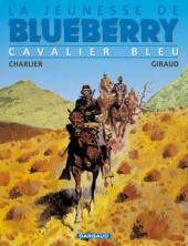 Blueberry (La Jeunesse de) -3d2002- Cavalier bleu