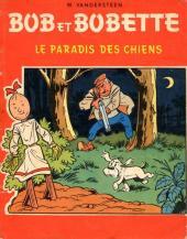 Bob et Bobette -36- Le paradis des chiens