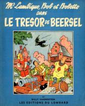 Bob et Bobette (Collection du Lombard) -3- Le trésor de Beersel