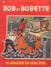 Bob et Bobette -67- Le Jongleur du veau d'or
