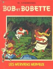 Bob et Bobette -69- Les Nerviens nerveux