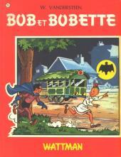 Bob et Bobette -71- Wattman