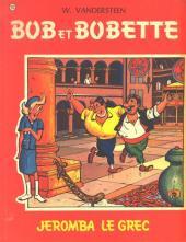 Bob et Bobette -72- Jeromba le Grec