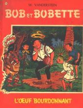 Bob et Bobette -73- L'Œuf bourdonnant