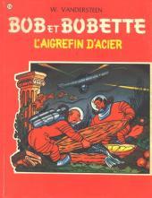 Bob et Bobette -76- L'Aigrefin d'acier