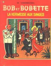 Bob et Bobette -77- La kermesse aux singes