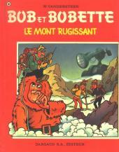 Bob et Bobette -80'- Le mont rugissant